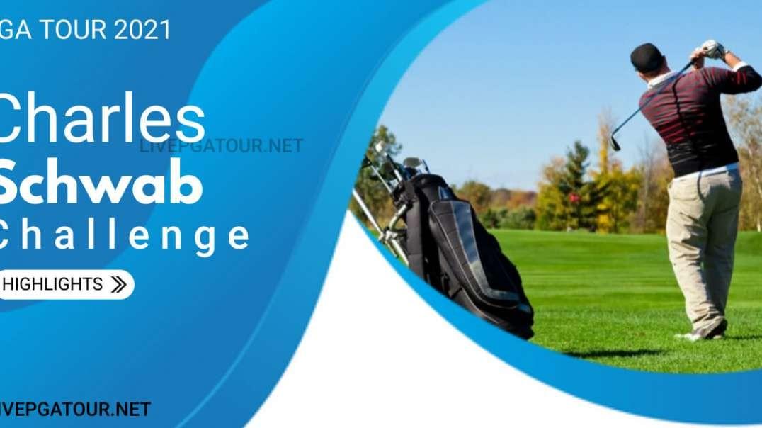 Charles Schwab Day 2 Highlights 2021   PGA Tour