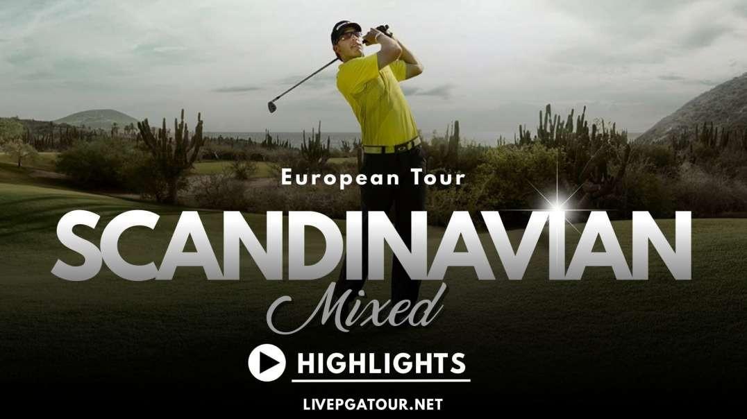 Scandinavian Mixed Day 1 Highlights 2021 | European Tour