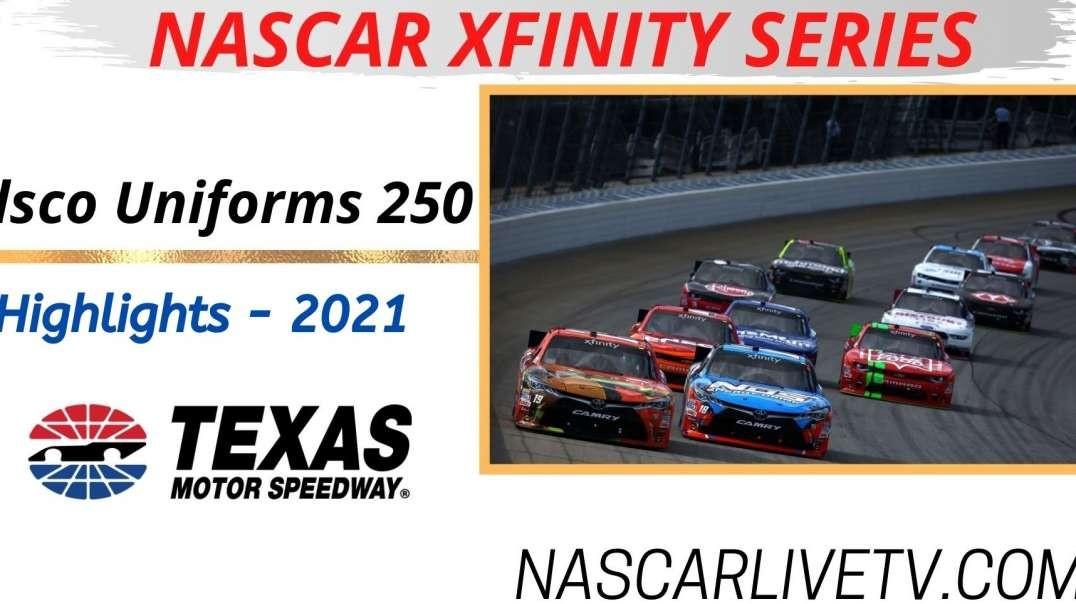 Alsco Uniforms 250 Highlights 2021   NASCAR Xfinity