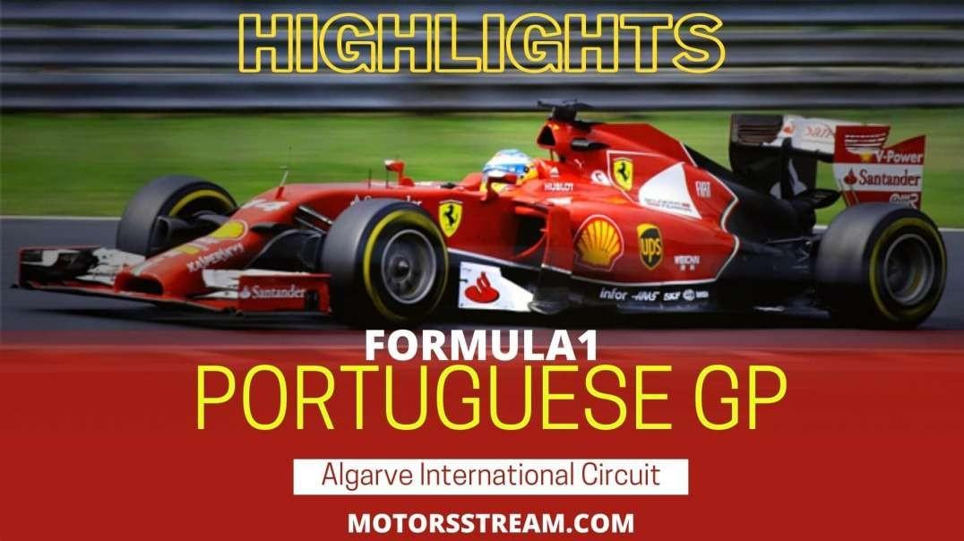 Portuguese GP Highlights 2021 | Formula 1