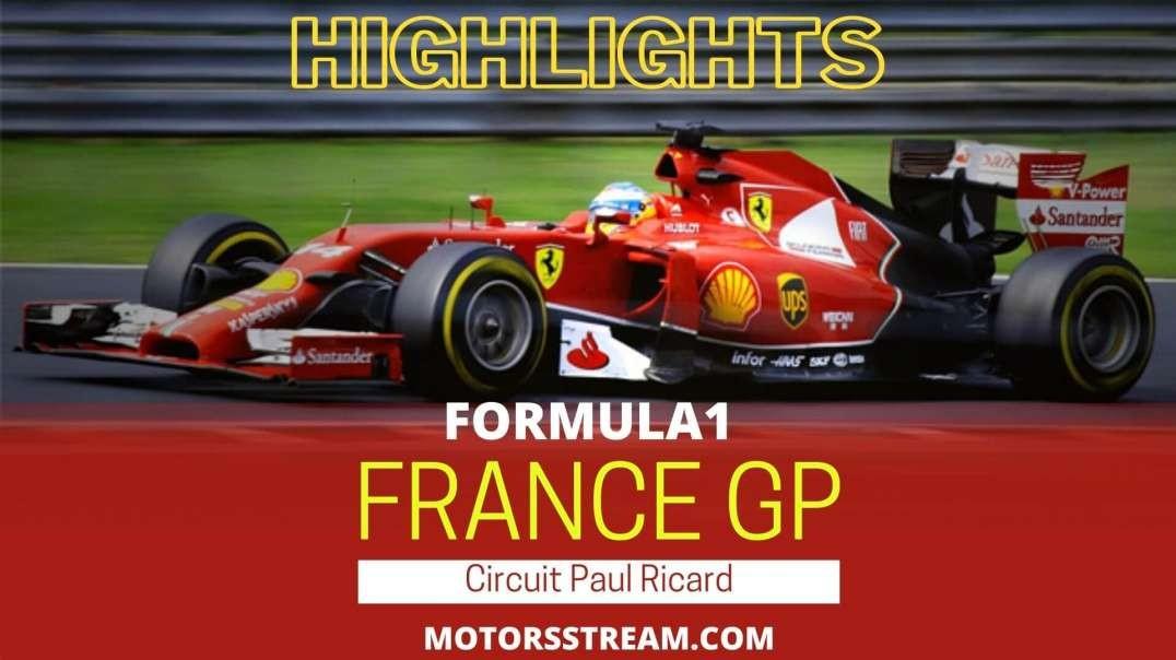 France GP Highlights 2021 | Formula 1