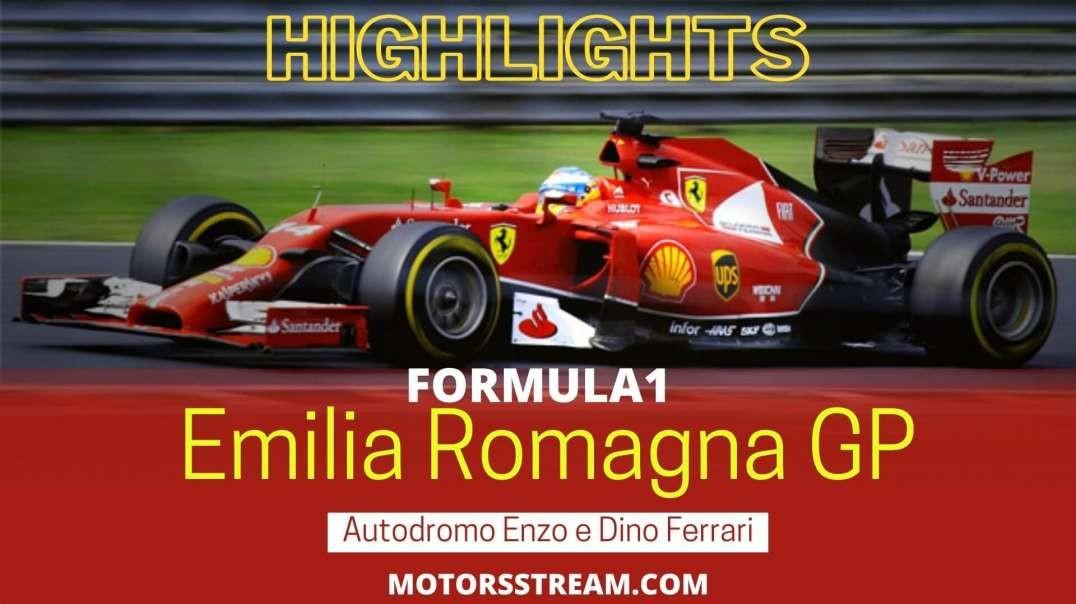 Emilia Romagna GP Highlights 2021 | Formula 1