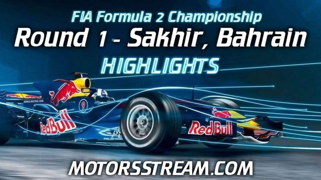 Sakhir Grand Prix Highlights 2021 | Formula 2