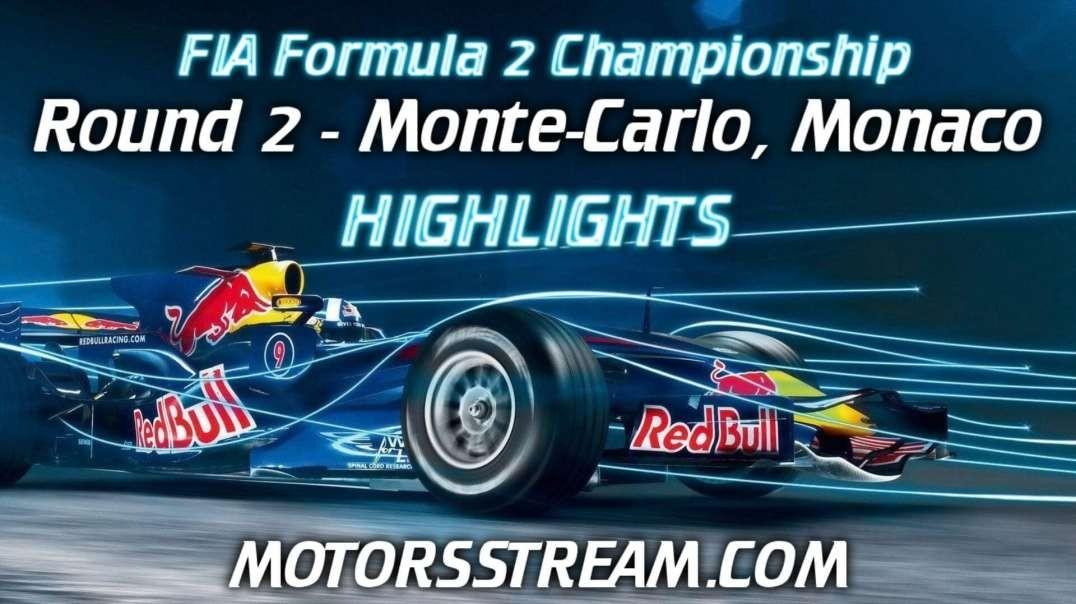 Monte Carlo Grand Prix Highlights 2021 | Formula 2