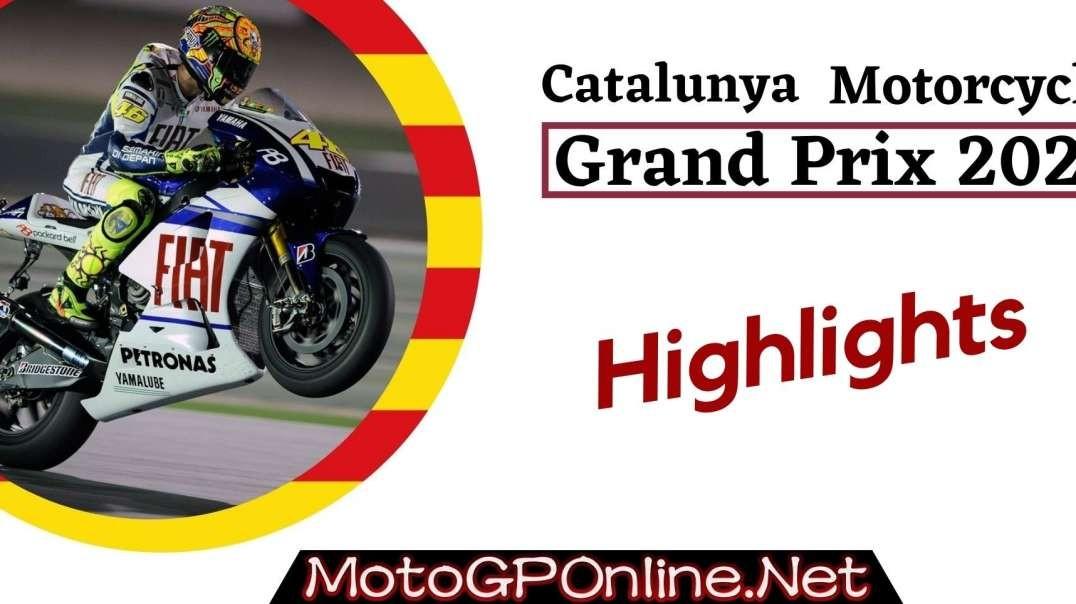 MotoGP Catalunya Grand Prix Highlights 2021