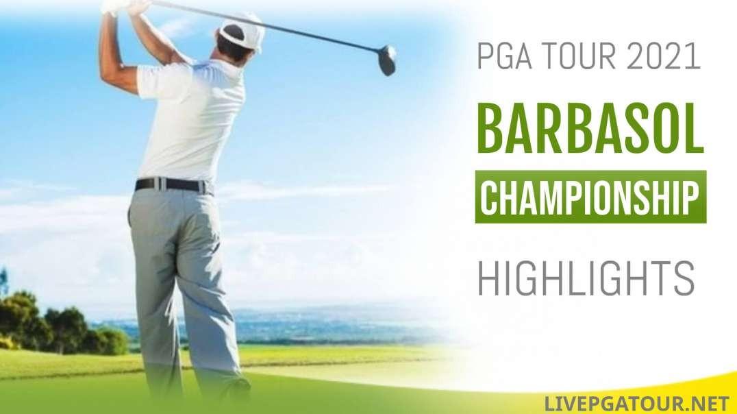 Barbasol Championship Day 4 Highlights 2021   PGA Tour