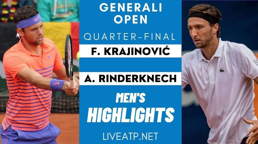 Generali Open Quarter-Final 3 Highlights 2021 ATP