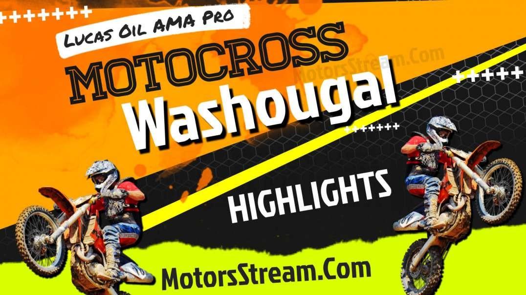 Washougal National Highlights 2021 | Motocross