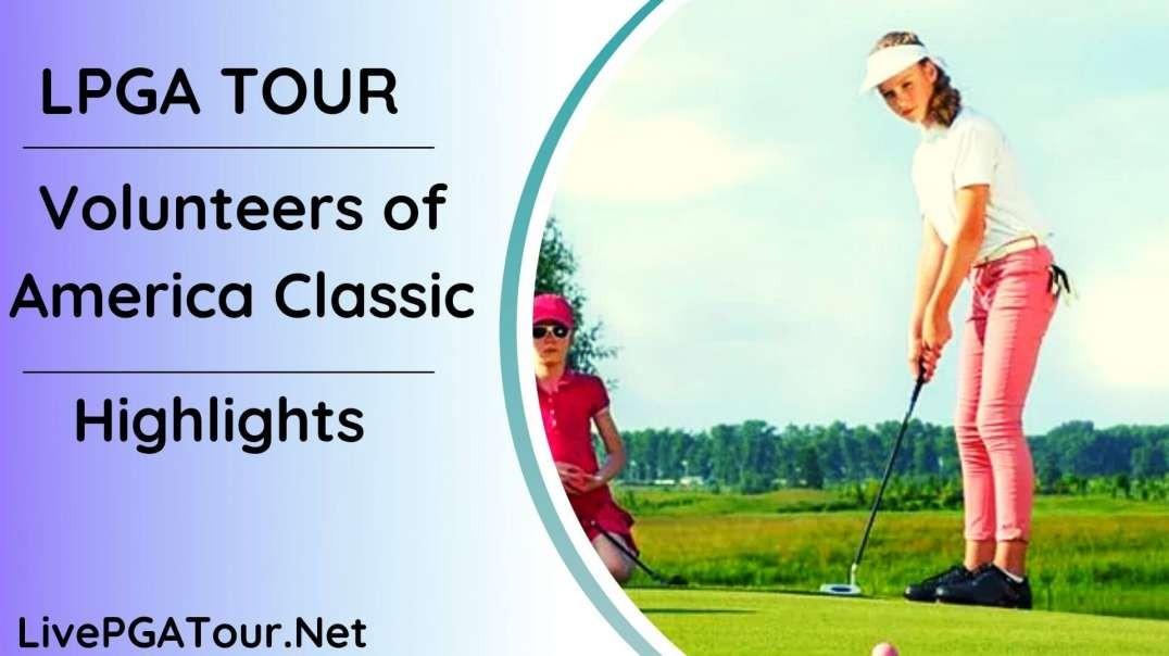Volunteers of America Classic Day 1 Highlights 2021 | LPGA Tour
