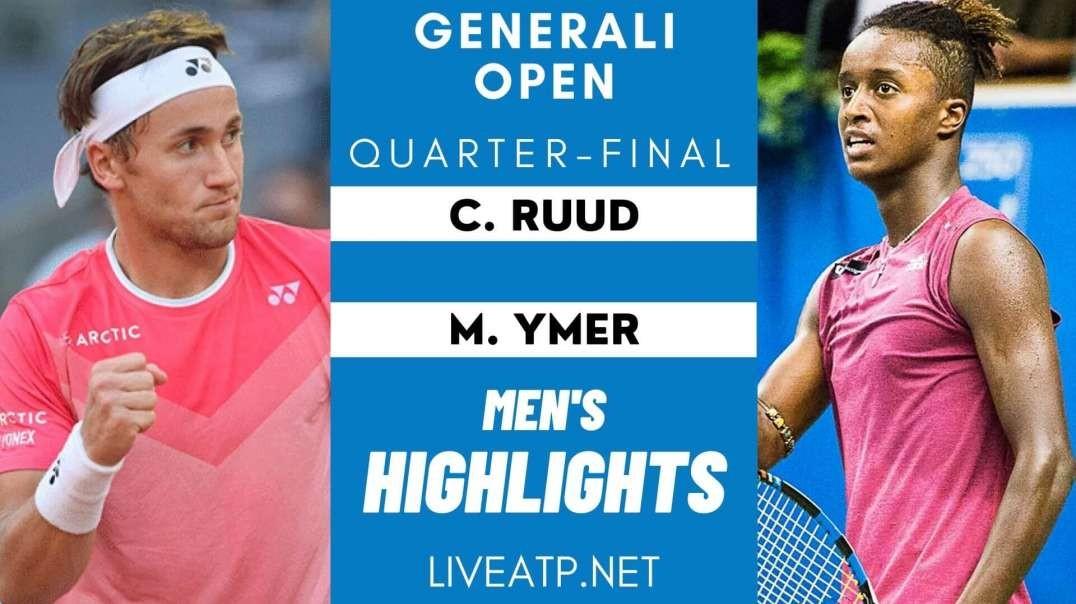 Generali Open Quarter-Final 1 Highlights 2021 | ATP