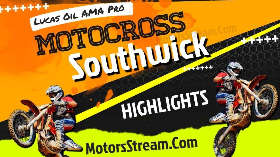 Southwick National Highlights 2021 | Motocross