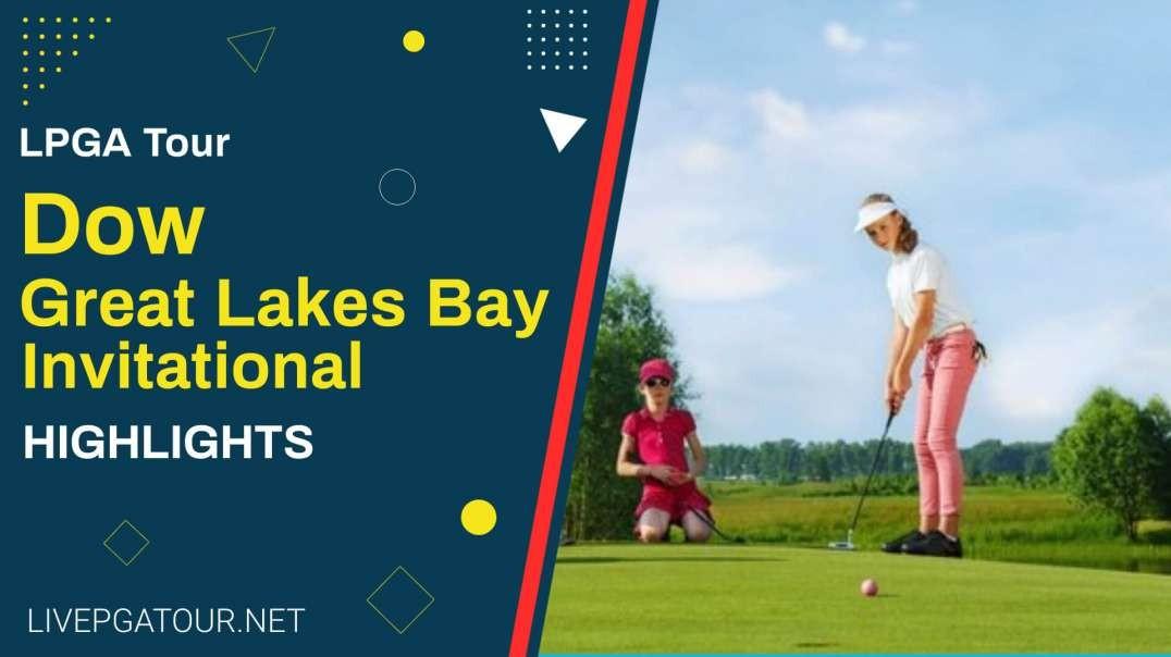 Great Lakes Bay Invitational Day 2 Highlights 2021 | LPGA Tour