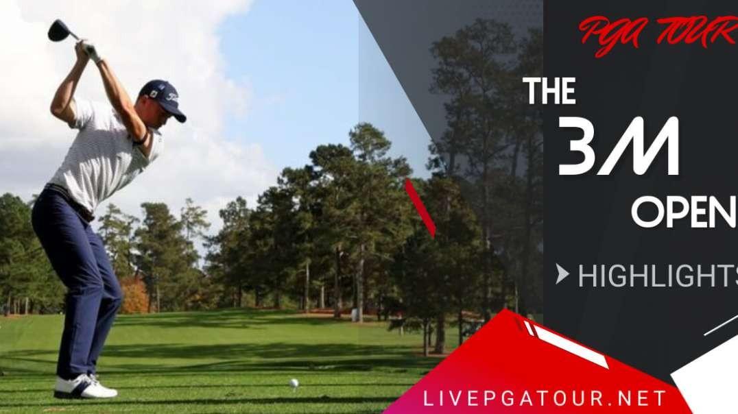 3M Open Day 1 Highlights 2021 PGA Tour