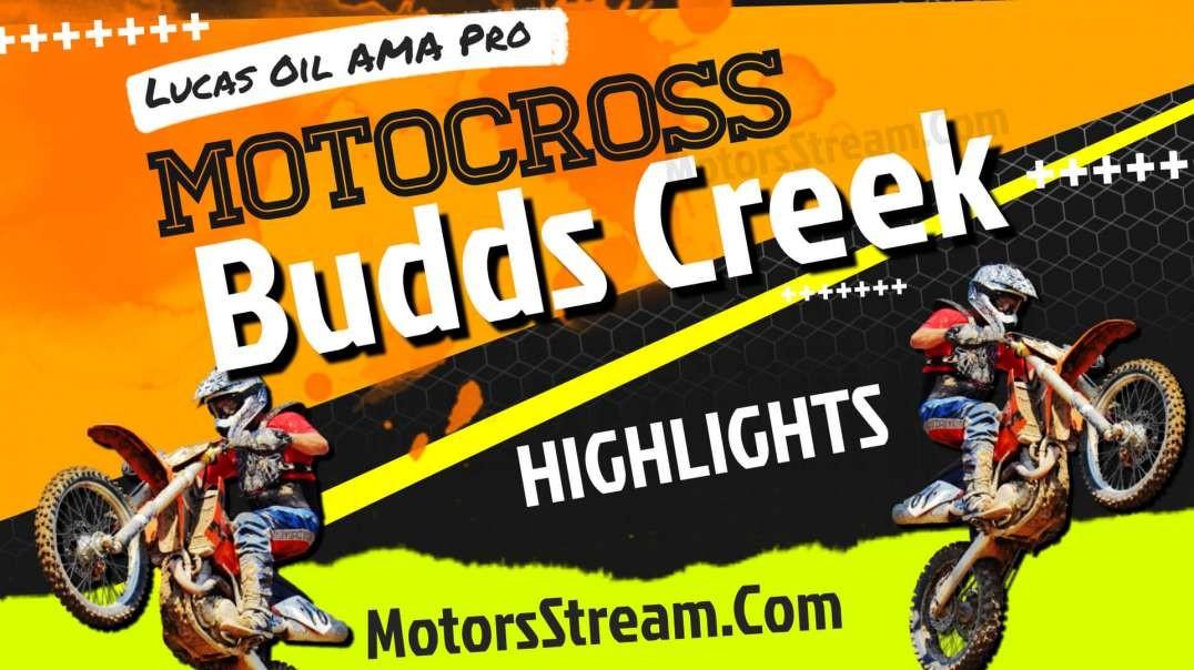 Budds Creek National Highlights 2021 | Motocross
