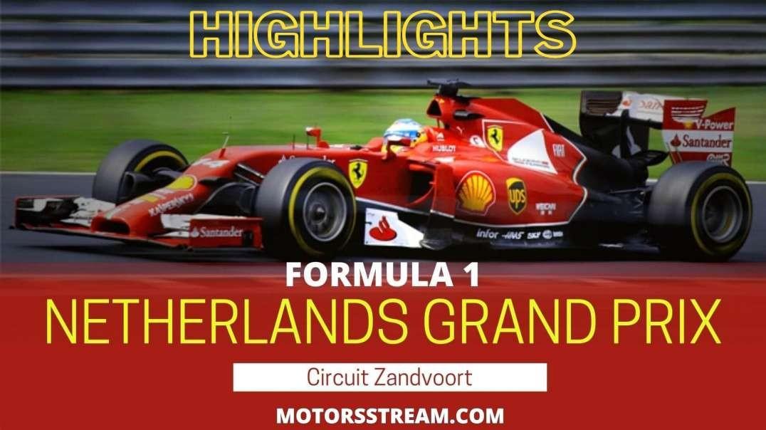 Netherlands GP Highlights 2021 | Formula 1