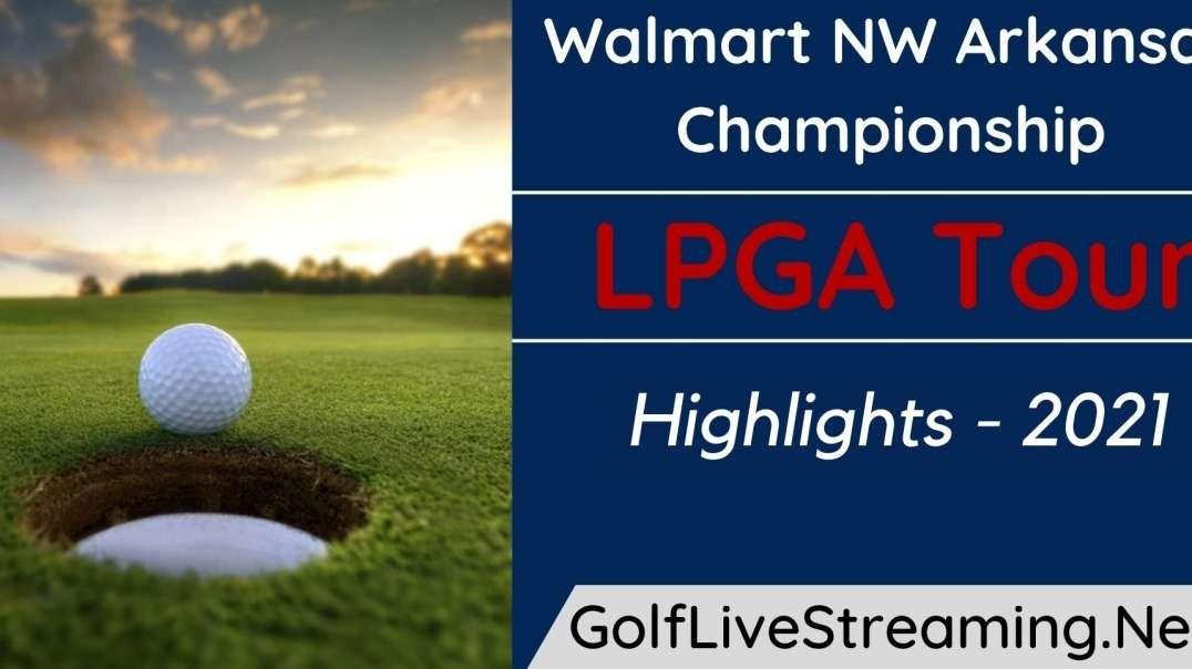 Cambia Portland Classic Rd 1 Highlights 2021   LPGA Tour
