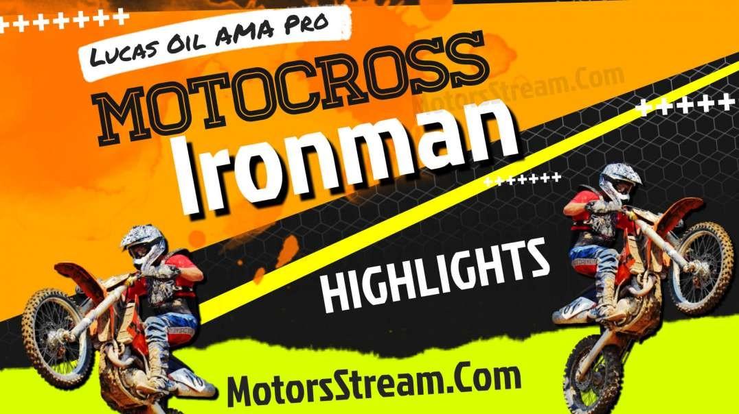 Ironman National Highlights 2021 | Motocross