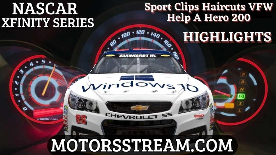 NASCAR Xfinity Series race at Darlington Highlights 2021