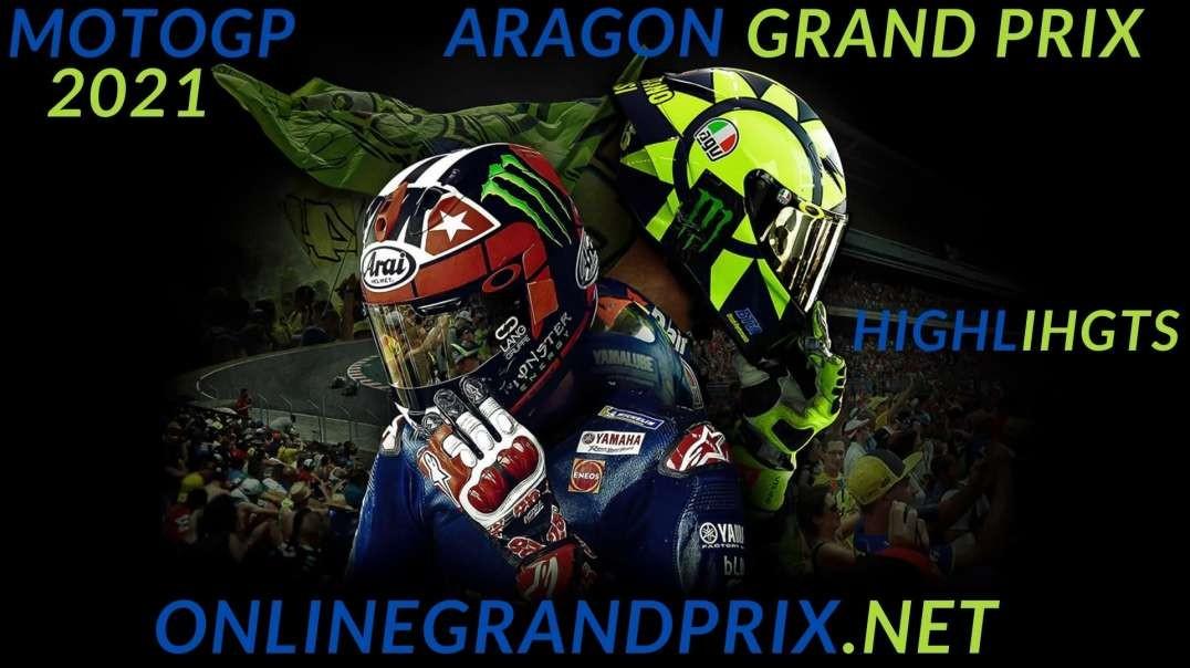 MotoGP Aragon Grand Prix Highlights 2021
