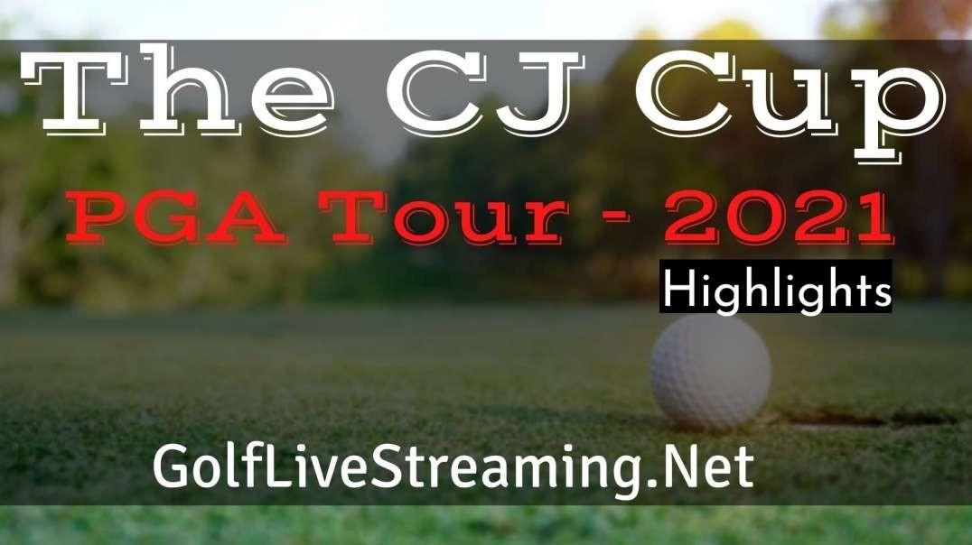The CJ Cup Round 4 Highlights 2021 | PGA Tour