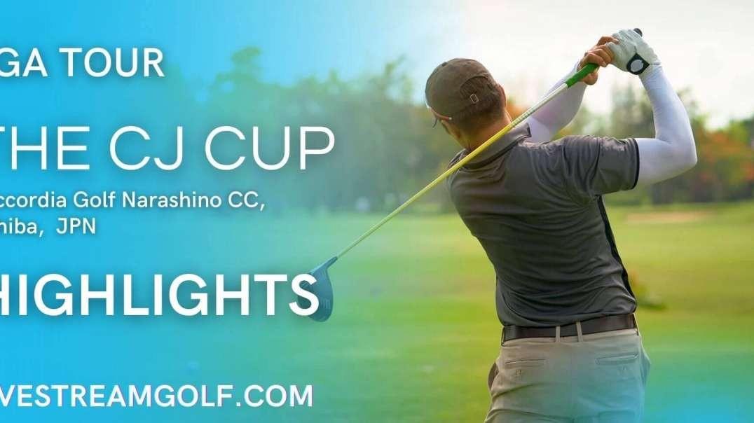 THE CJ CUP Rd 3 Highlights: PGA Tour 2021
