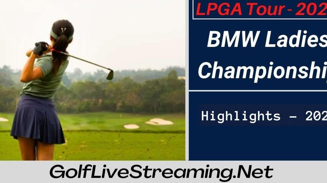 BMW Ladies Championship Round 1 Highlights 2021 | LPGA Tour