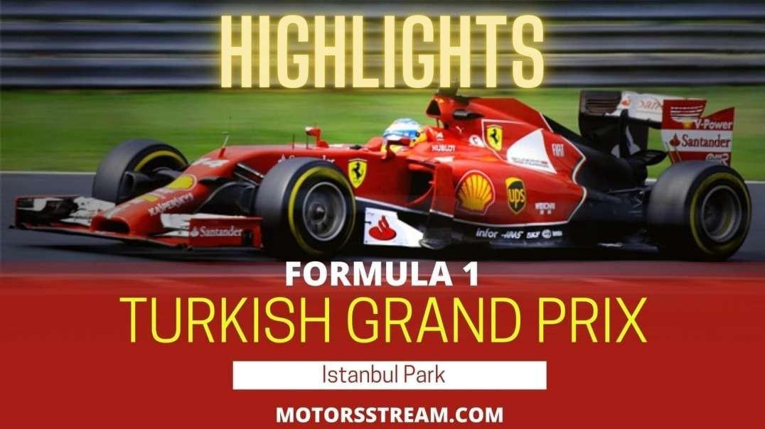 Turkish GP Highlights 2021 | Formula 1