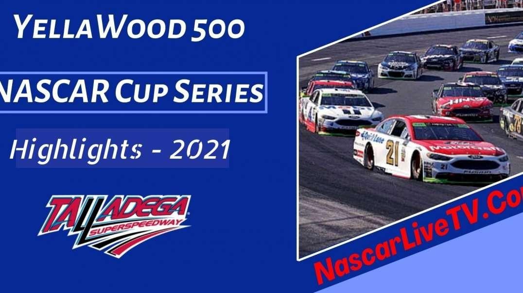 YELLAWOOD 500 Highlights NASCAR Cup Series 2021