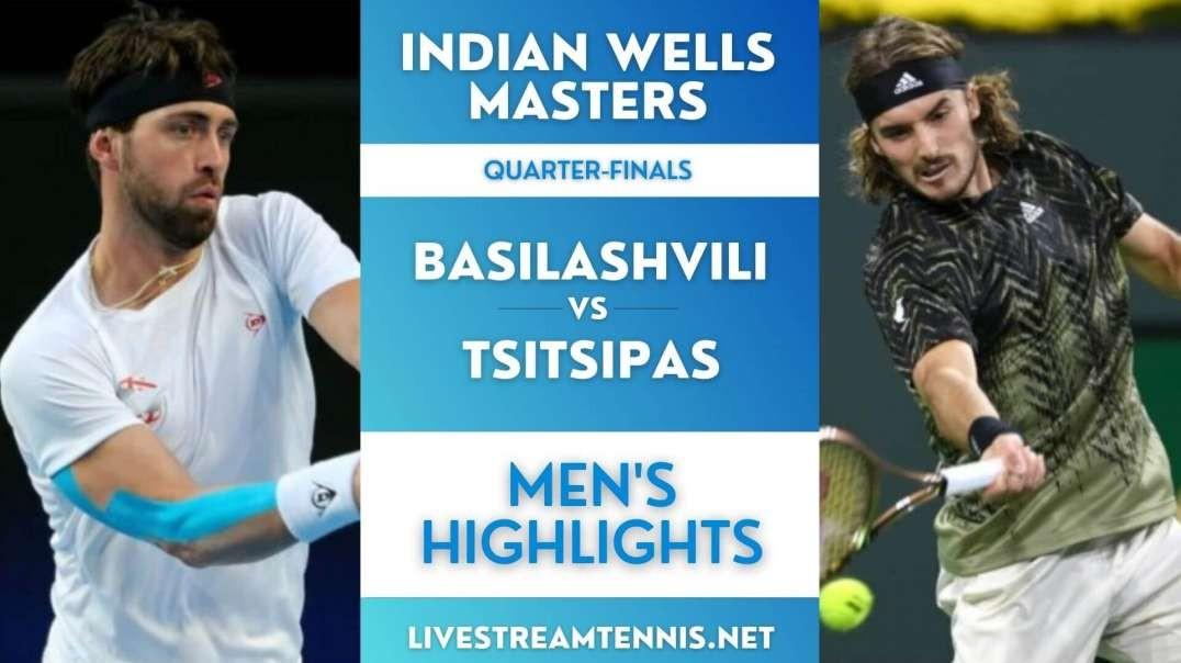 Indian Wells Masters Men Quarter-Final 3 Highlights 2021